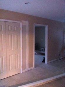 closet bedroom door