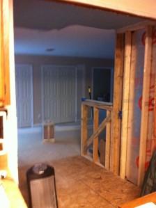 kitchen ramp